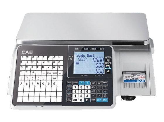 Waga etykietująca CAS CL3000