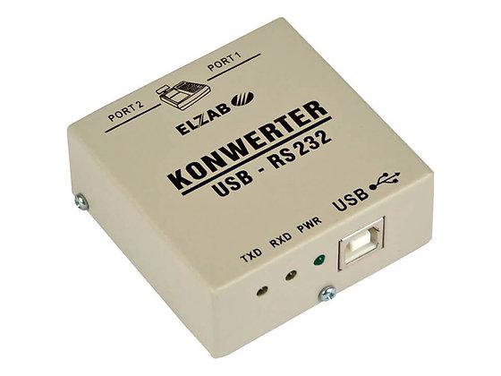 Konwerter USB/RS232 Elzab