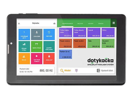 Tablet Dotykacka 8''