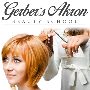 Gerber Akron Beauty School Cosmetology Manicurist Esthetician