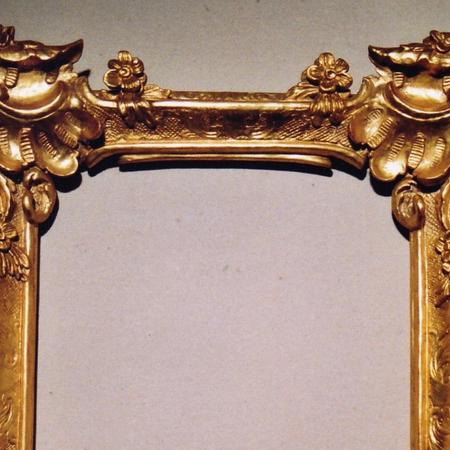 Picture frame replica