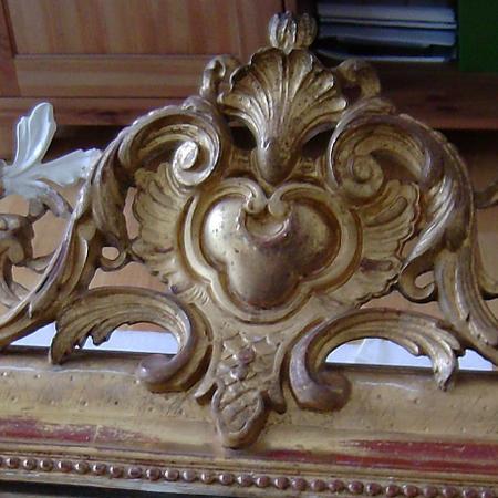 Frames restoration
