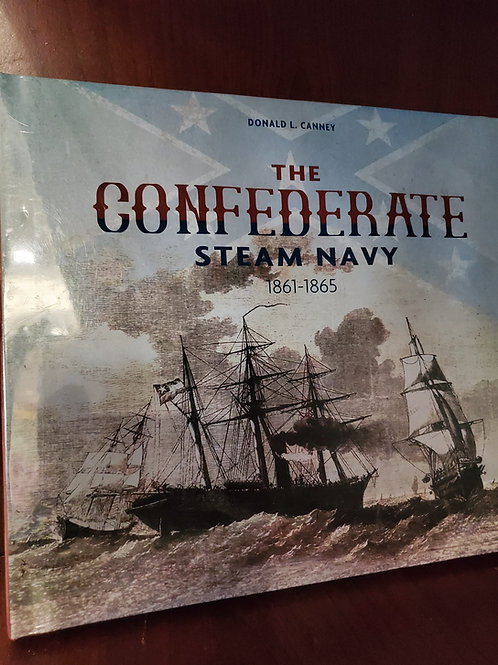 The Confederate Steam Navy