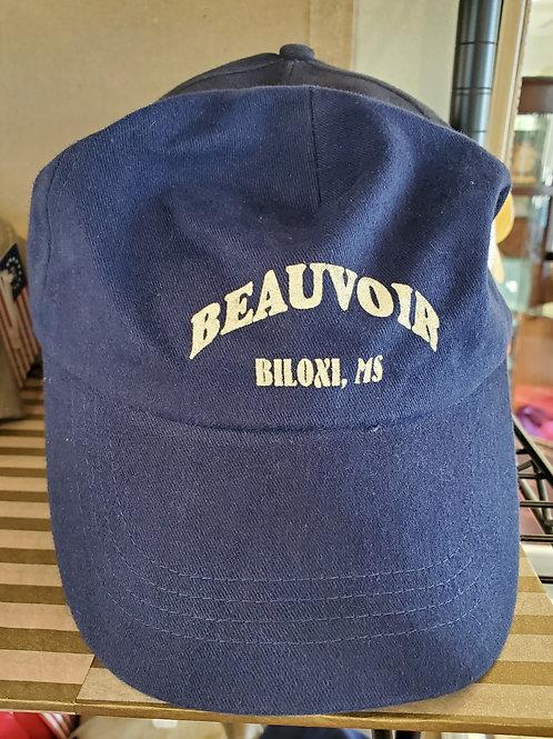 Beauvoir Adjustable Baseball Cap