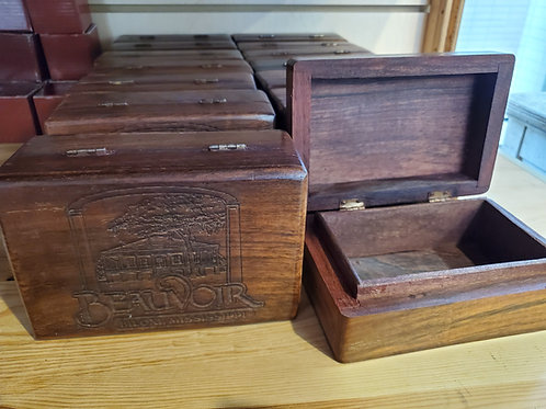 Rosewood Beauvoir Trinket Box