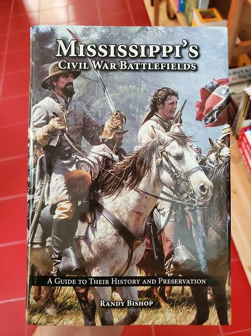 Mississippi Civil War Battlefields