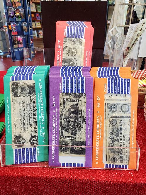 Confederate Currencies