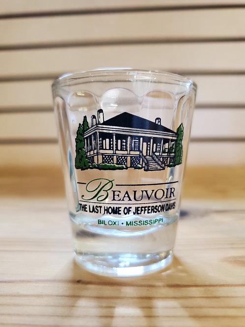 Optic Beauvoir Shot Glass