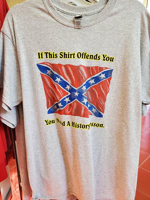 History Lesson Shirt