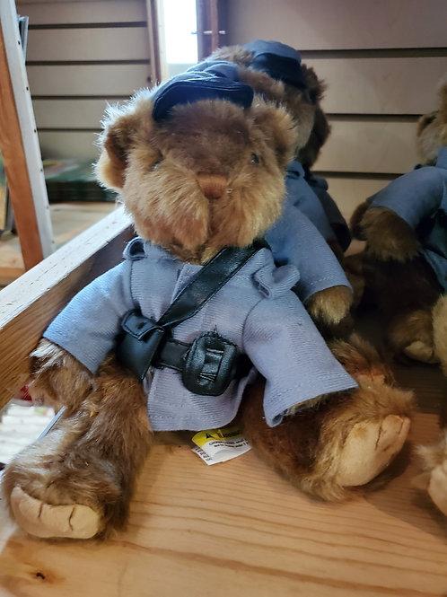 Uniformed Teddy Bear
