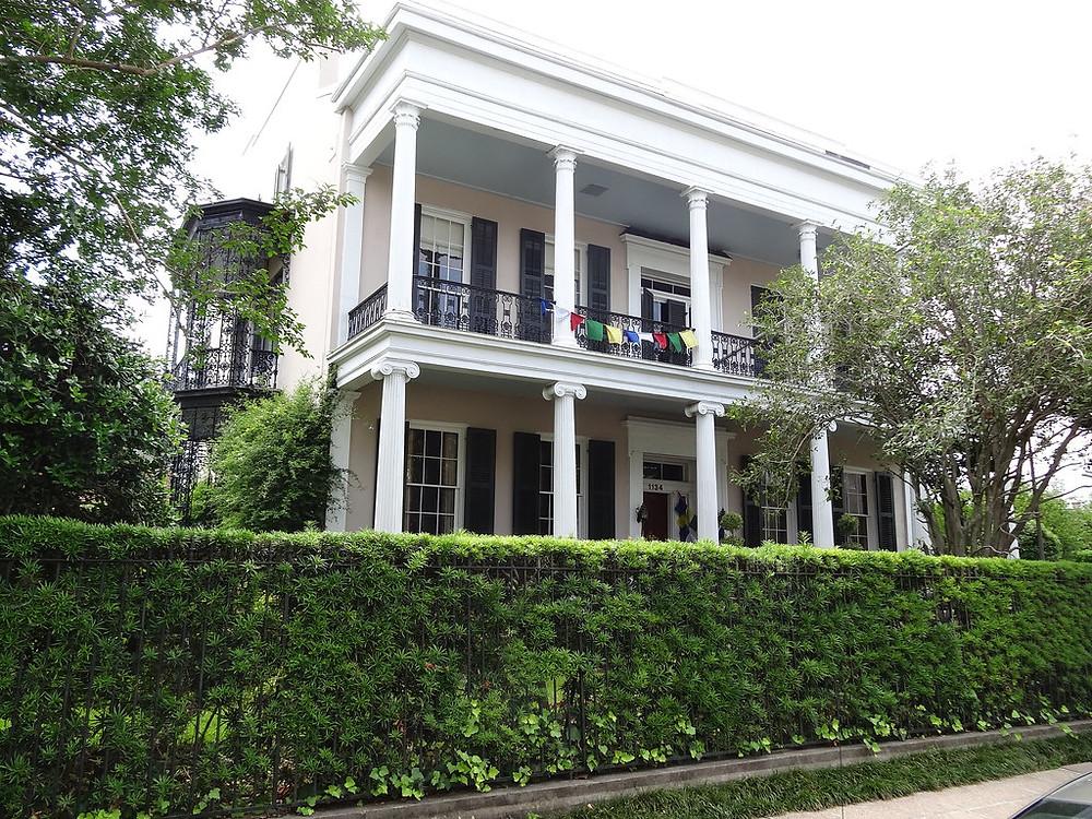The Forsyth House - New Orleans, Louisiana