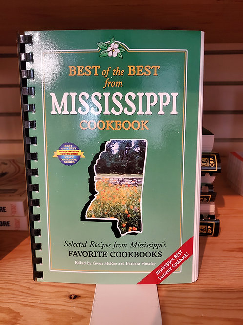 The Best of The Best From Mississippi Cookbook