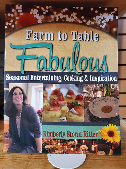Farm To Table Fabulous