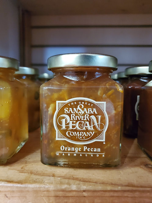 Orange Pecan Marmalade 8oz