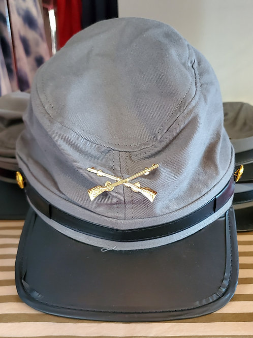 Confederate Infantry Kepi
