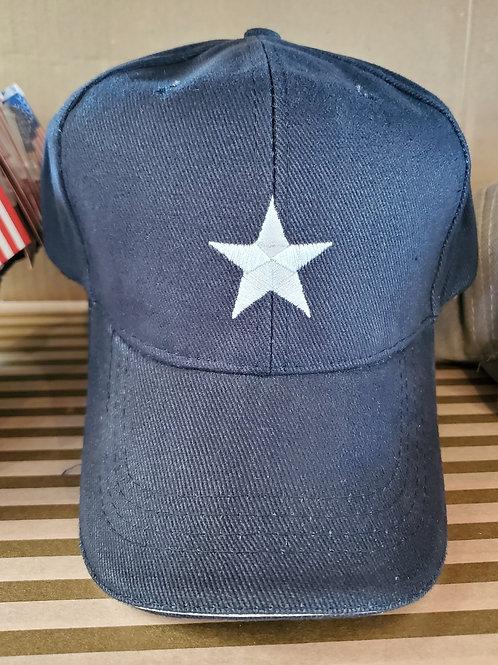 Bonnie Blue Velcro Baseball Cap