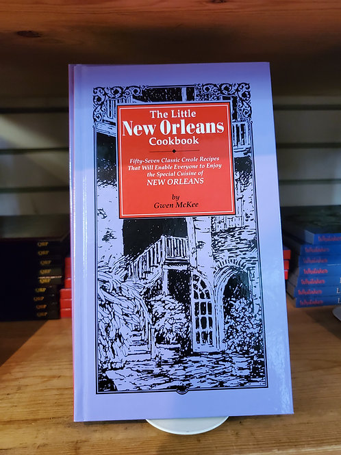 The Little New Orleans Cookbook