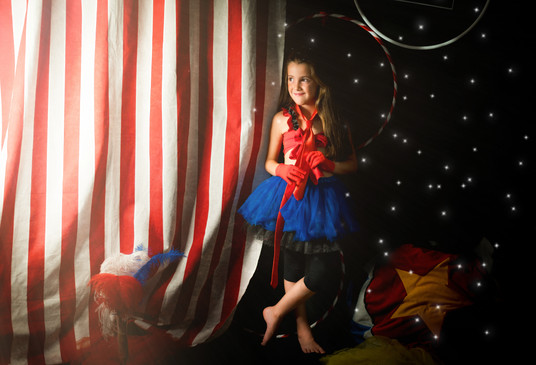 Fotografia Infantil  Circo Madrid Ajalvir