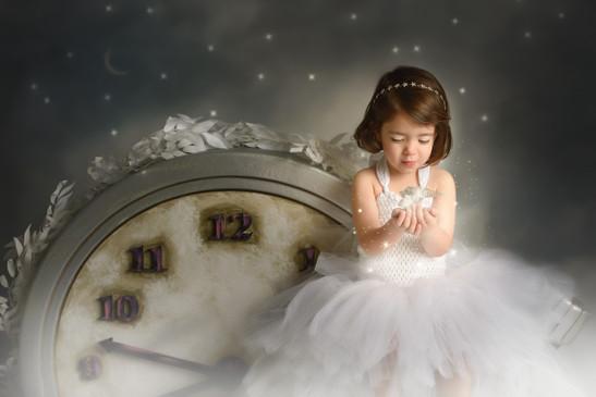 Fotografia Infantil  Navidad Madrid Ajalvir
