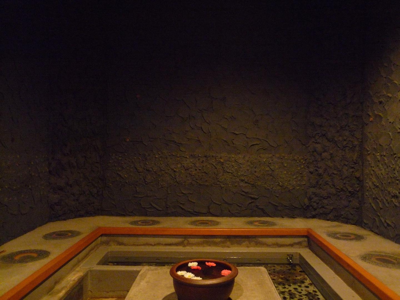 ゲルマニウム洞窟