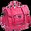 """Thumbnail: 13"""" Venice Women's Messenger in Hot Pink"""