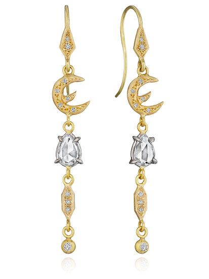 Wavecrest Dangle Earrings