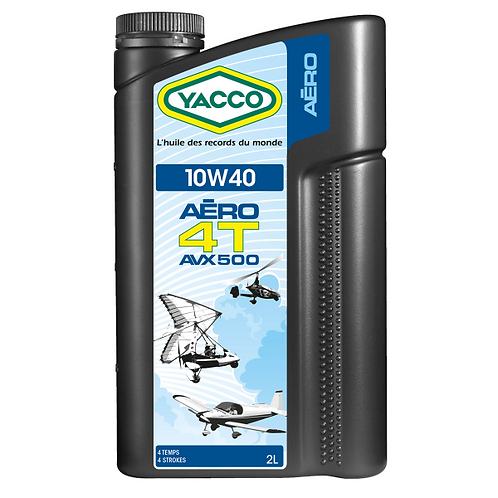 YACCO AVX 500 4T  2 Litres