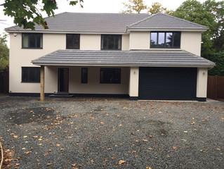 New Build in Surrey