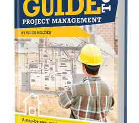 Book Release!  The Self-Builders Guide to Project Management