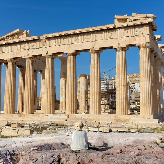 THE ATHENIAN PARTHENON