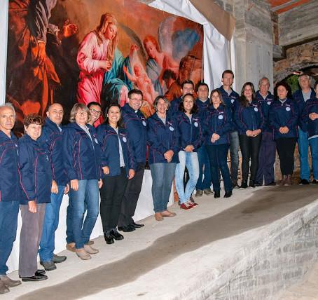 Festejos e homenagens a Nossa Senhora de Caravaggio são preparados em Canela