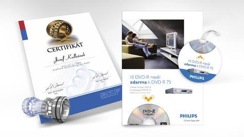 SKF / Philips materials