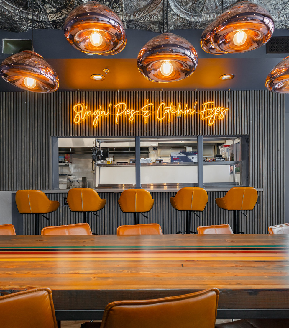 Interior Design Neon Sign