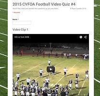 Video Quiz #4