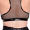 Cleo The Hurricane Heroine Liquid V-Neck Crop Top New Style Back View