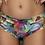 Thumbnail: Rarr Metallic Rose Naughty Shorts - Scrunch Bum