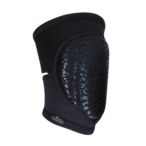 Queen Wear - Knee Pads - Wild Black without Grip