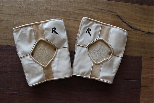 Rarr Designs - Grippy Knee Pads - Nude