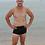 Rarr Designs Shorts Men's Matte Black Front