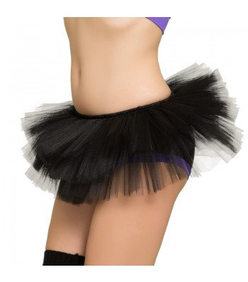 Pole Candy - Tulle Tutu Sweetie - Noir Black