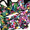 Thumbnail: Rarr - Paradise Print V-Sports Bra