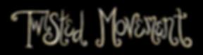 twisted movement Clothing Logo UK