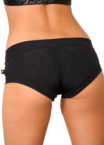 Cleo - Essential Hot Pants Black