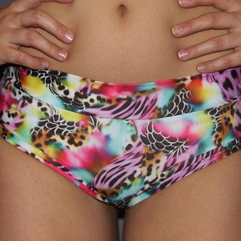 Rarr - Wild Jungle Naughty Shorts - Scrunch Bum
