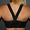 Thumbnail: Rarr - Black Shattered V-Sports Bra