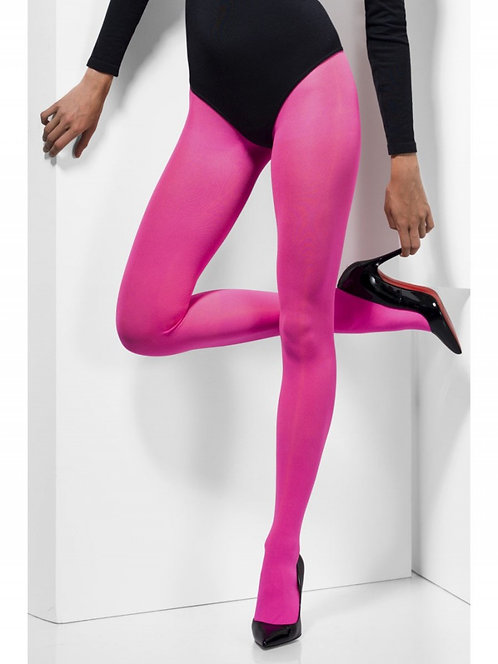 Fever - Opaque Pantyhose / Tights - Pink