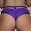 Rarr Designs Shorts Amethyst Luxe Back