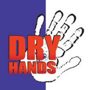 Dryhands Pole Grip - UK Seller