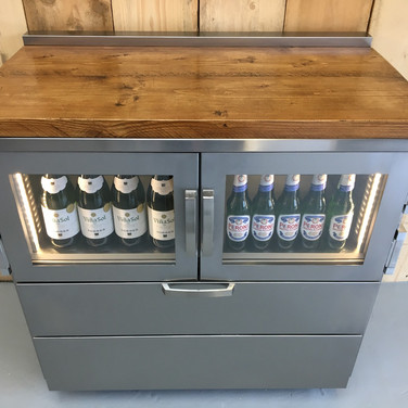 Bespoke BBQ / Cocktail Fridge
