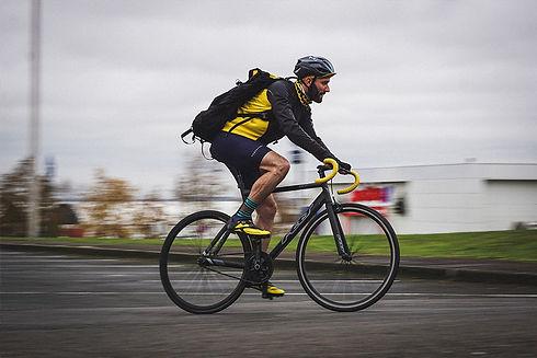Beefast : service de livraison à vélo rapide sur Amiens
